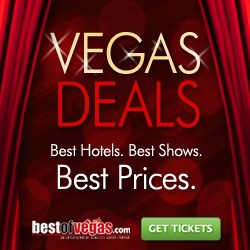 Shop BestofVegas.com for your upcoming Las Vegas Travel